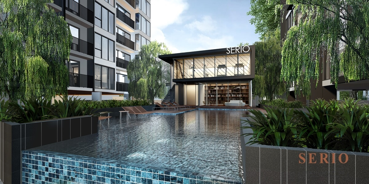 Find Thai Property Agency's Serio 50 6