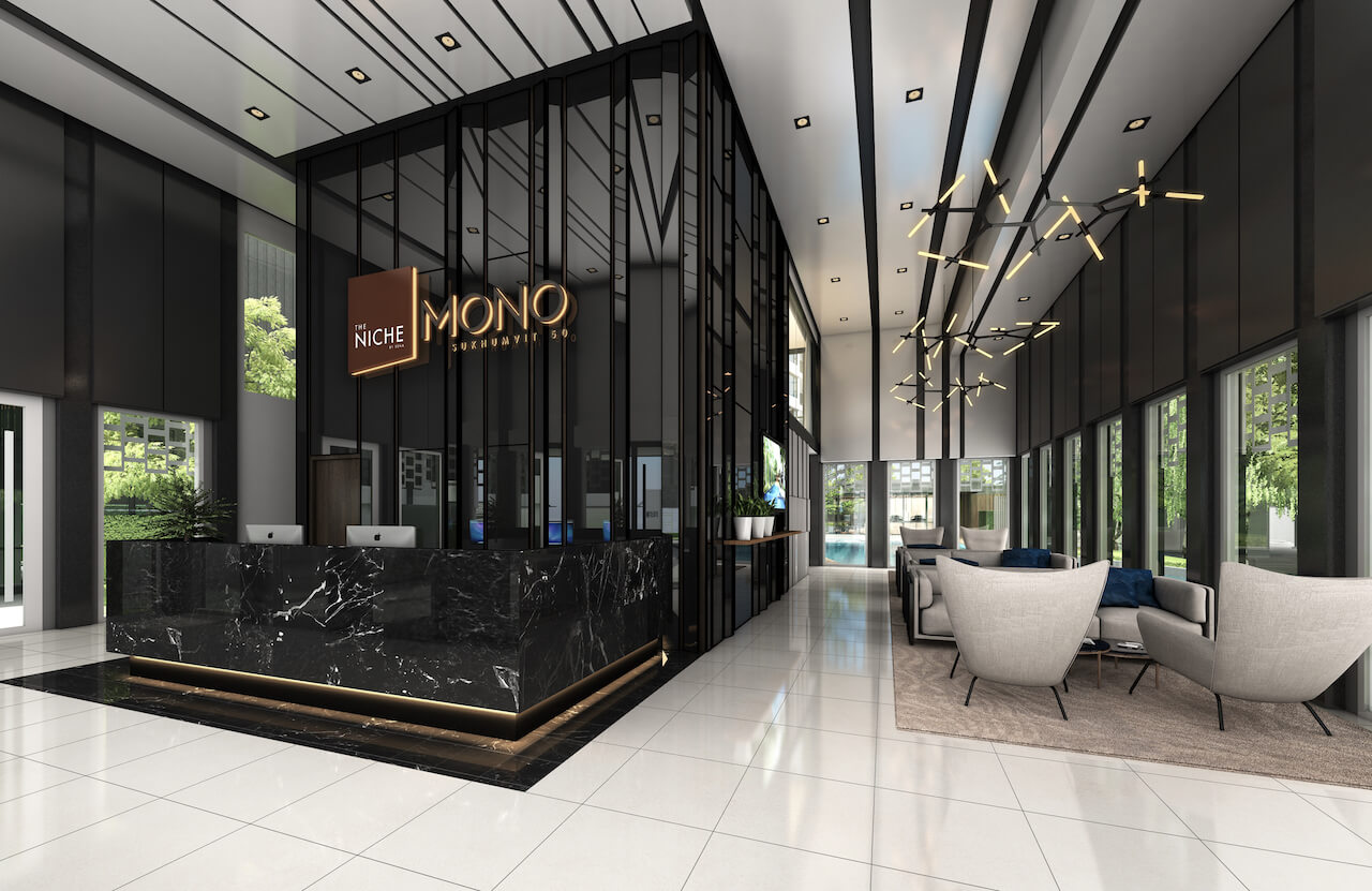 Find Thai Property Agency's The Niche Mono 9