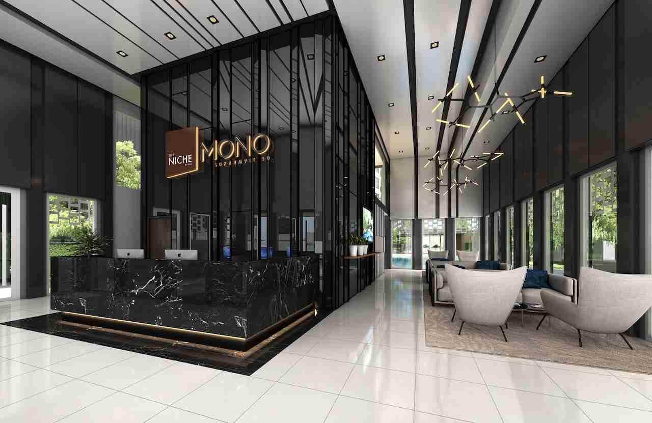 Find Thai Property Agency's The Niche Mono 9