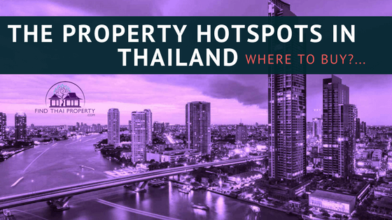 Where to buy property in Thailand