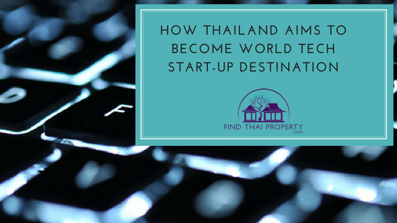 thailand tech start up