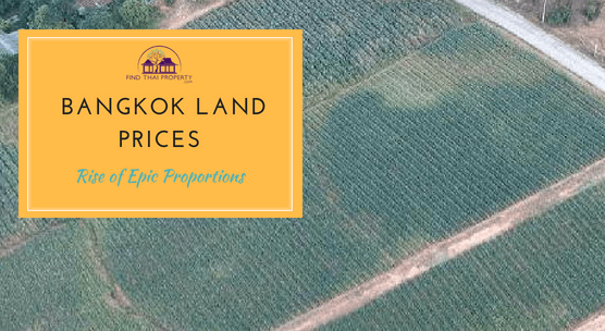 Bangkok Land Prices