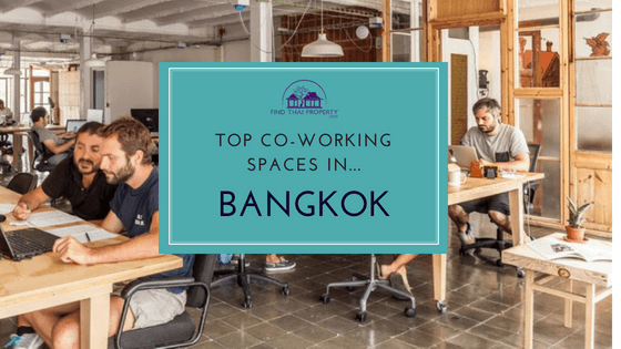 bangkok co-working spaces