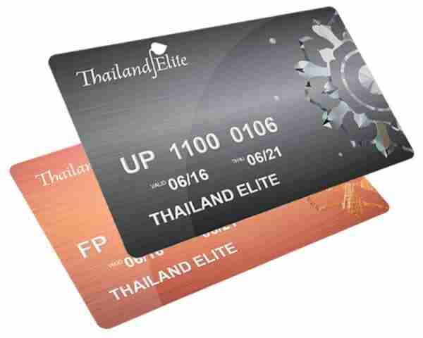 Elite Visa Thailand