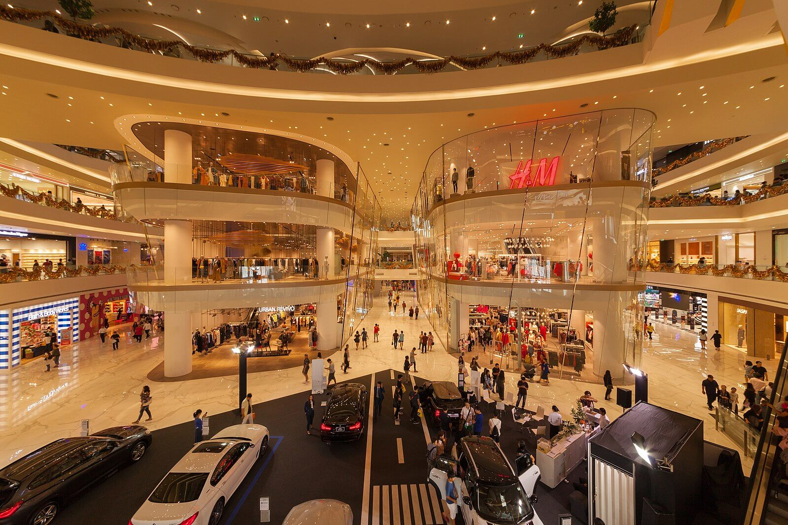 ICON Siam Raises The Bar For Bangkok Megamalls