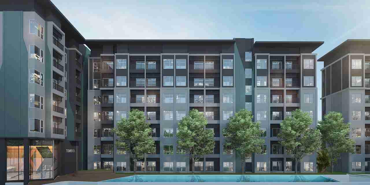 Find Thai Property Agency's Niche Mono Ramkhamhaeng 3