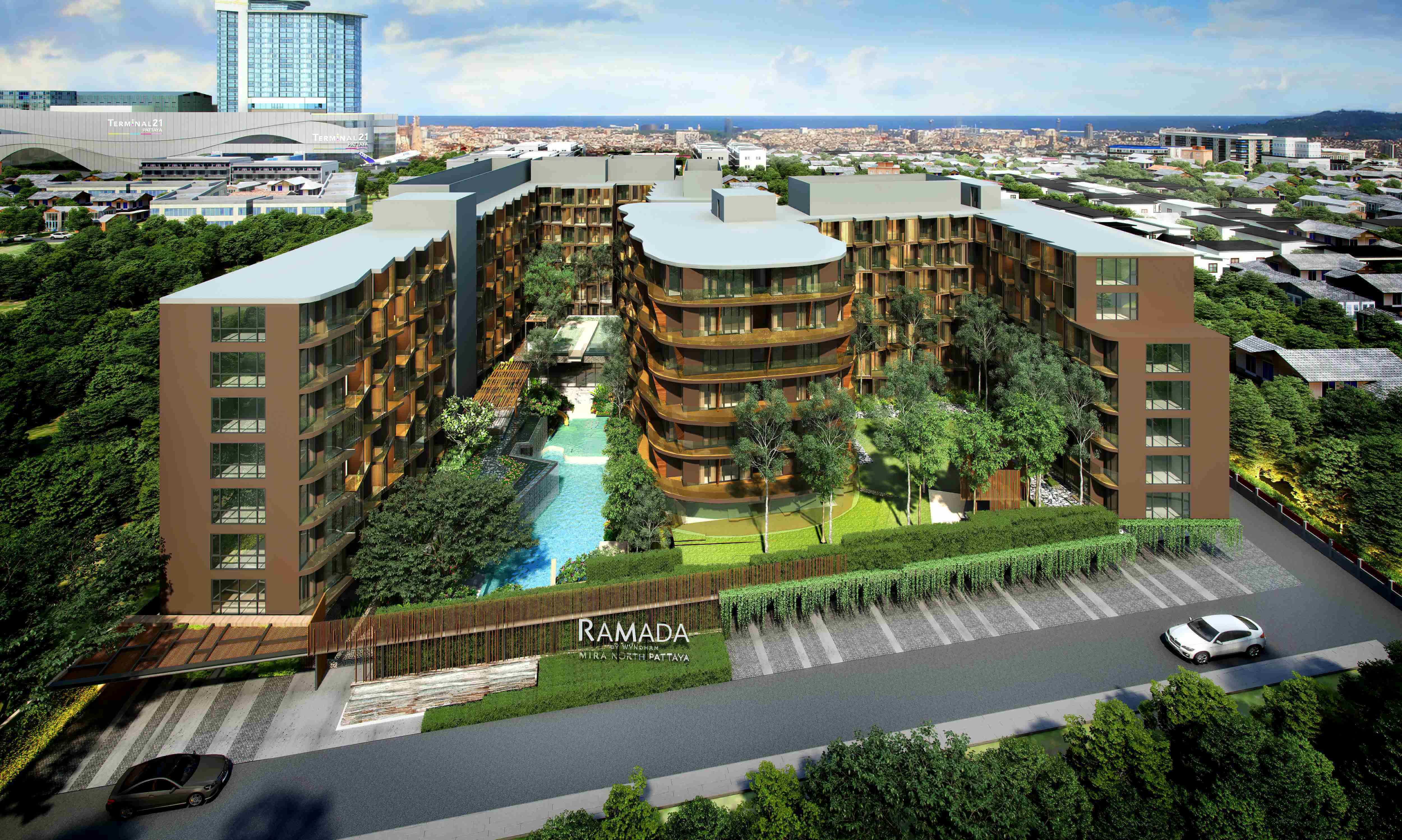 Find Thai Property Agency's Ramada Mira 1