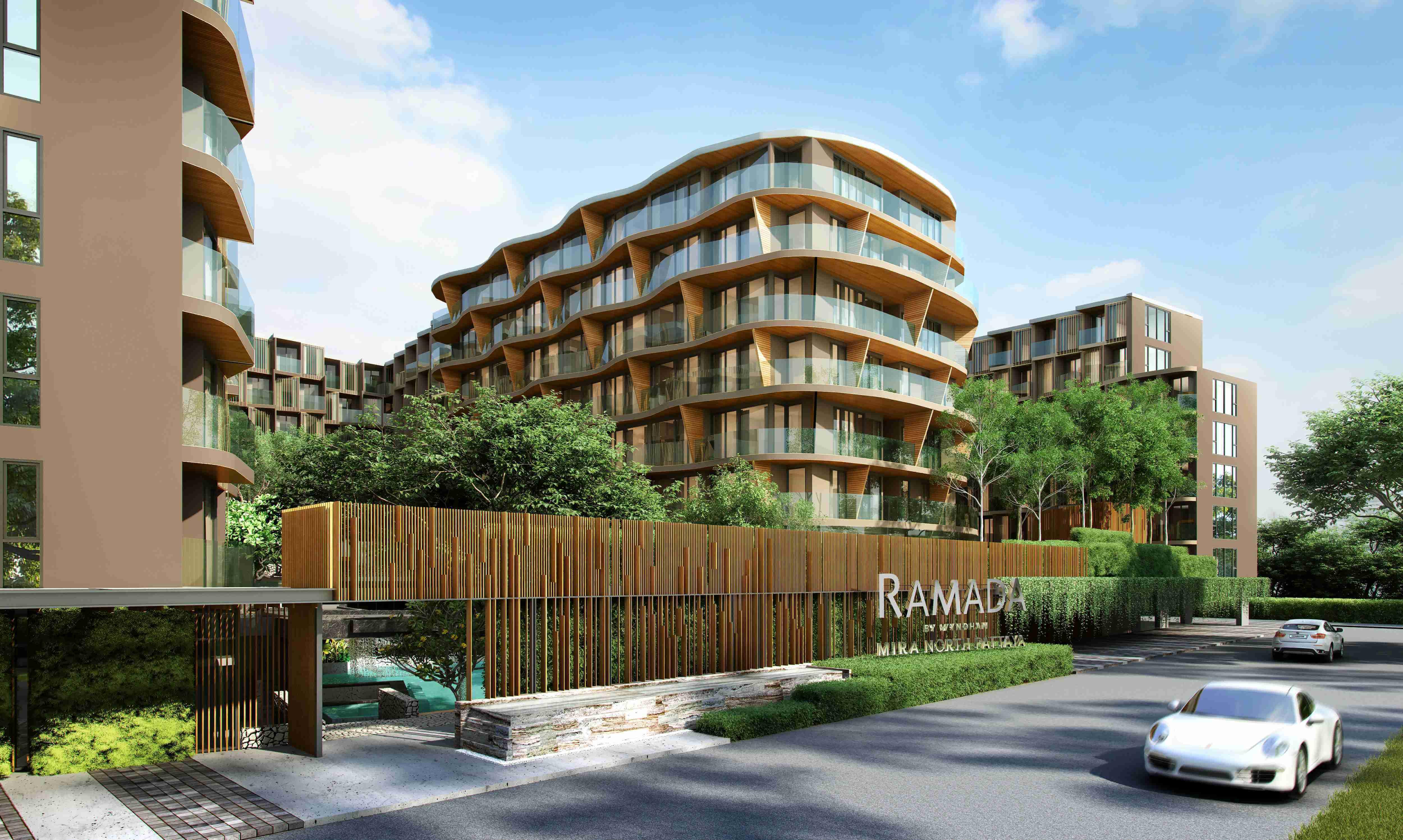 Find Thai Property Agency's Ramada Mira 3