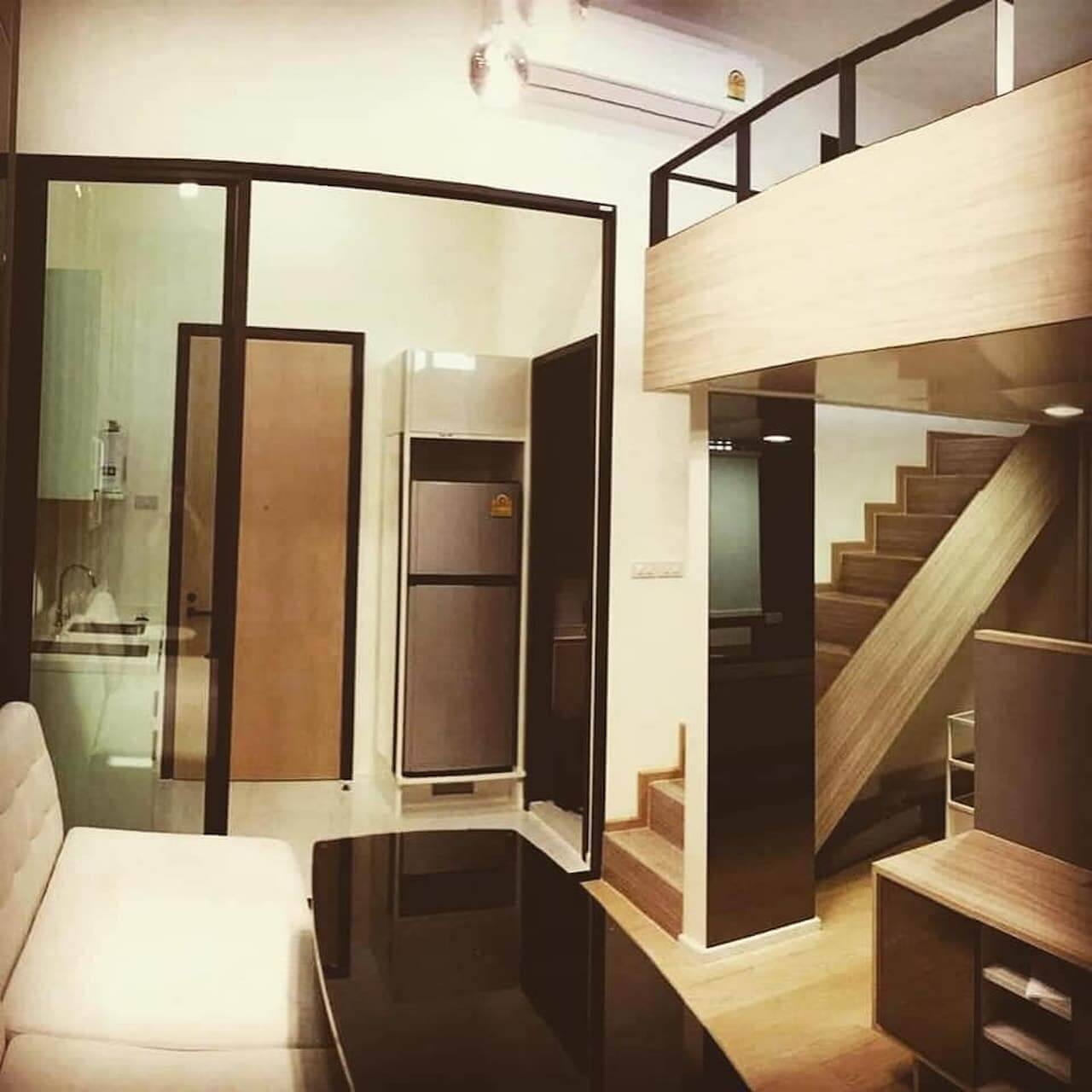 Find A Duplex For Rent: TheChewathai Residence Asoke