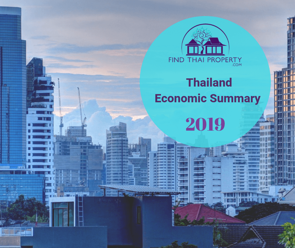 Thailand Economic Summary For 2019