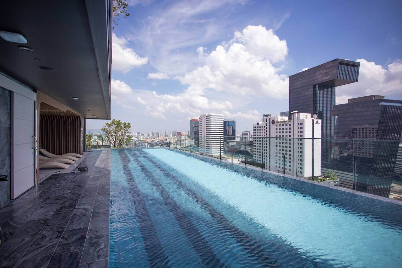 Find Thai Property Agency's The Line Asoke Ratchada 2