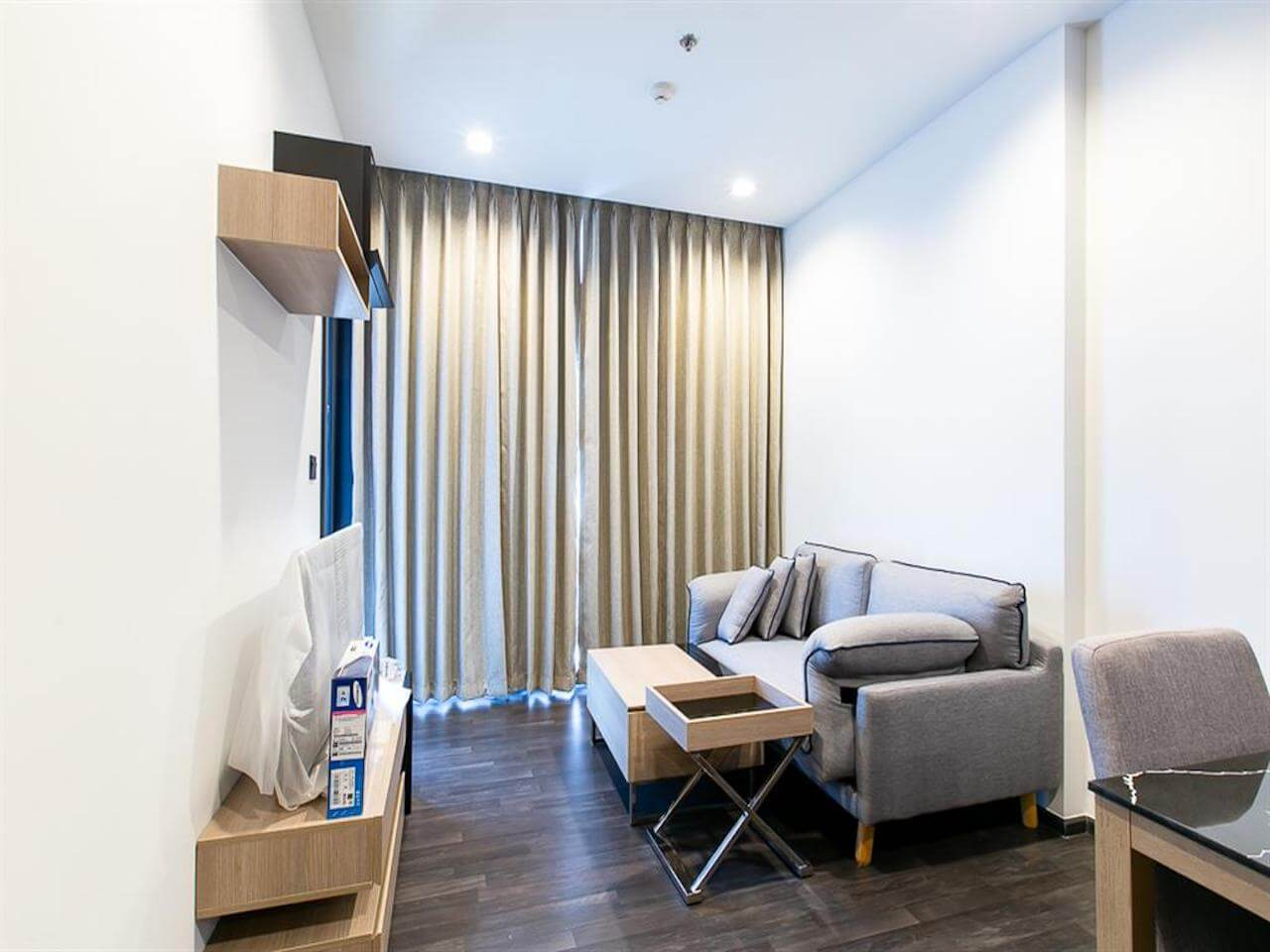 Find Thai Property Agency's The Line Asoke Ratchada 4
