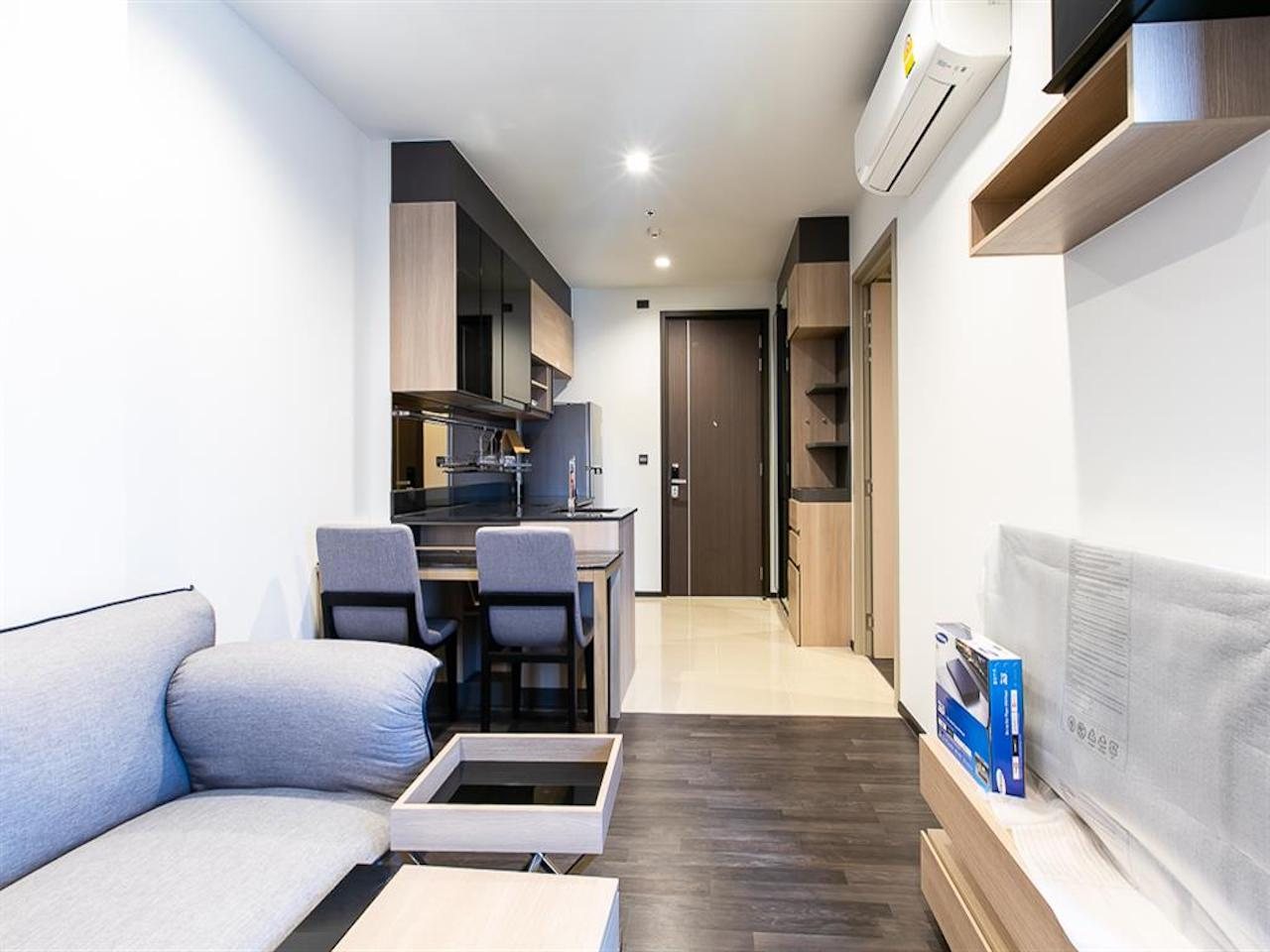 Find Thai Property Agency's The Line Asoke Ratchada 1