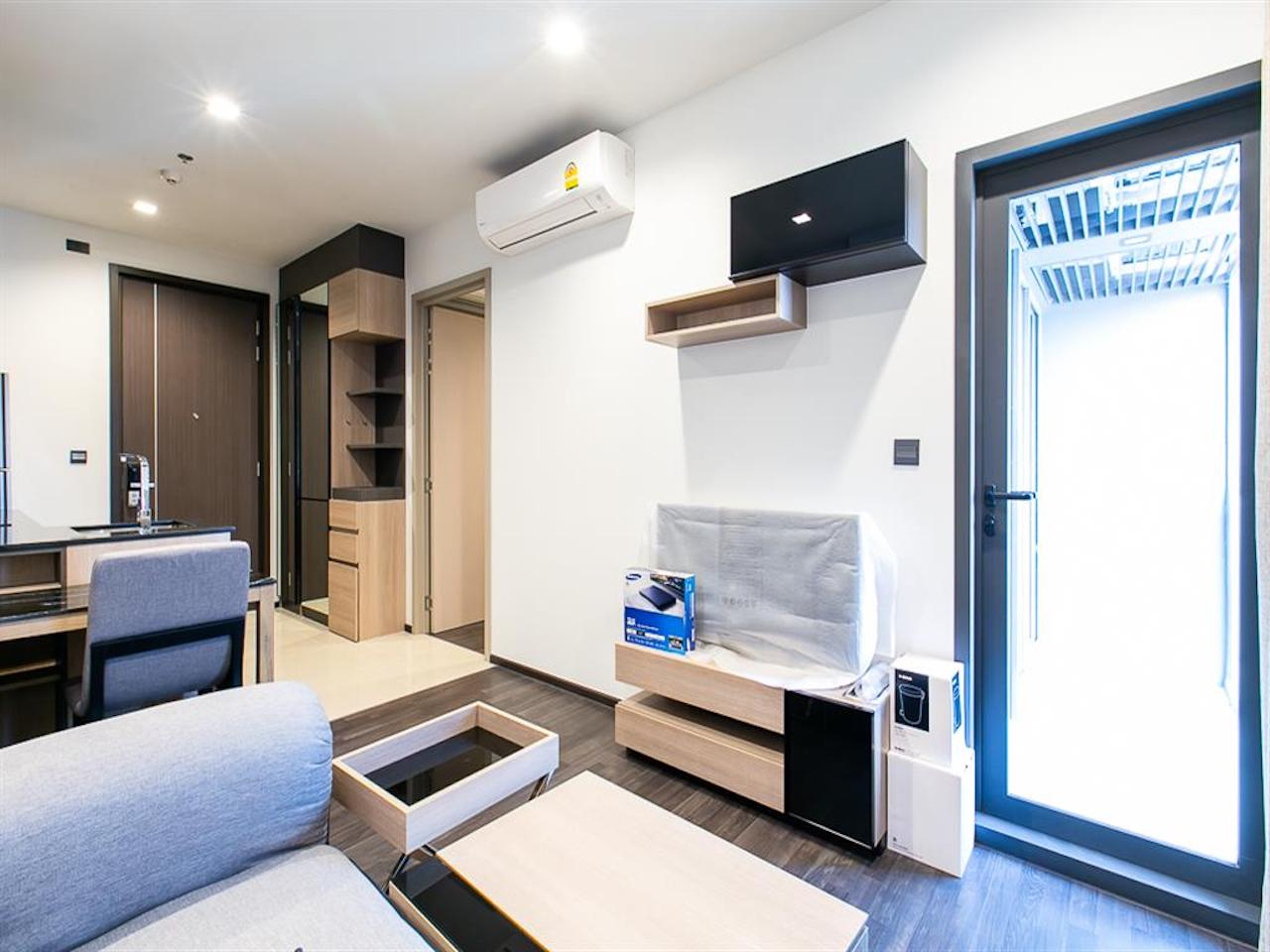 Find Thai Property Agency's The Line Asoke Ratchada 5